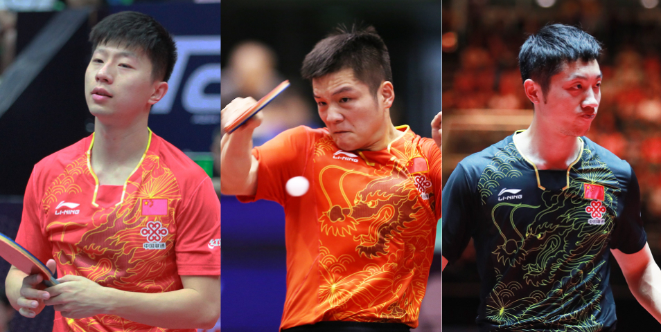 TOP 10 Points 2020 ITTF German Open